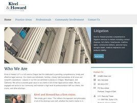 Kivel & Howard LLP (Portland, Oregon)
