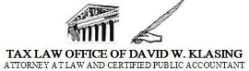 Tax Law Office of David W. Klasing (Irvine, California)