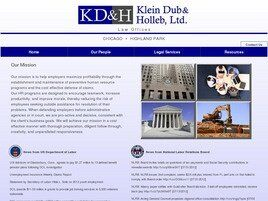 Klein Dub & Holleb, Ltd. (Chicago, Illinois)