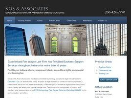 Kos & Associates (Fort Wayne, Indiana)
