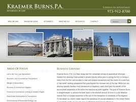 Kraemer, Burns, P.A. (Newark, New Jersey)