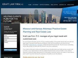 Kraft Law Firm (Overland Park, Kansas)