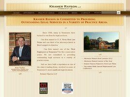 Kramer Rayson LLP (Knoxville, Tennessee)