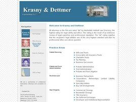 Krasny and Dettmer (Seminole Co., Florida)