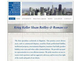 Keller, Sloan, Roman & Holland LLP (Berkeley, California)