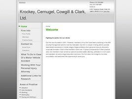Krockey, Cernugel, Cowgill & Clark, Ltd. (Joliet, Illinois)
