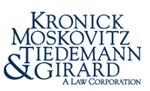 Kronick Moskovitz Tiedemann & Girard A Law Corporation (Sacramento, California)