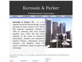 Kurosaki & Parker, P.C. (Los Angeles Co., California)