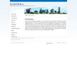Kurzner PC (Dallas, Texas)