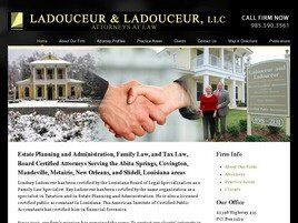 Ladouceur & Ladouceur, LLC (St. Tammany Parish, Louisiana)