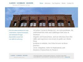 LaDue Curran & Kuehn LLC (South Bend, Indiana)