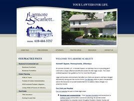 Larmore Scarlett LLP (Chester Co., Pennsylvania)