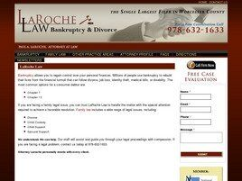 LaRoche Law (Worcester Co., Massachusetts)