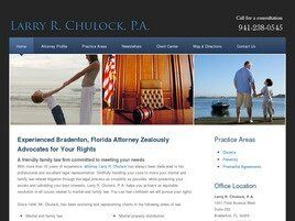 Larry R. Chulock, P.A. (Bradenton, Florida)