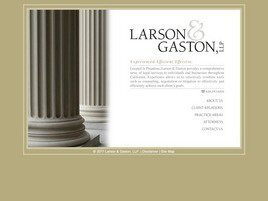 Larson & Gaston, LLP (Pasadena, California)