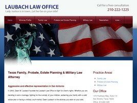 Laubach Law Office (San Antonio, Texas)