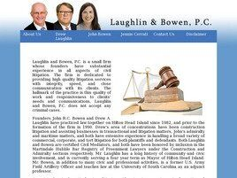 Laughlin & Bowen, PC (Beaufort, South Carolina)