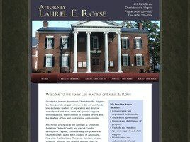 Laurel E. Royse Attorney at Law (Staunton, Virginia)