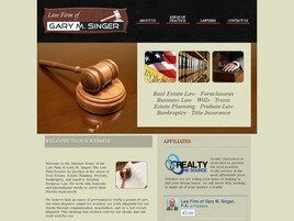 Law Firm of Gary M. Singer, P.A. (Sunrise, Florida)