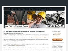 Law Office of Aaron Turner (San Bernardino, California)