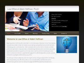 Law Office of Adam Hoffman, PLLC (Waco, Texas)