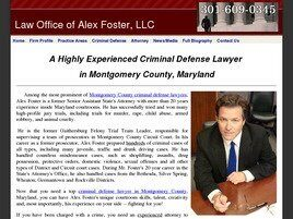 Law Office of Alex Foster, LLC (Rockville, Maryland)