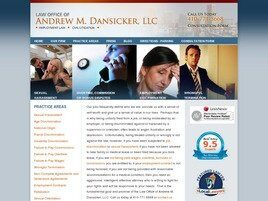 Law Office of Andrew M. Dansicker, LLC (Hunt Valley, Maryland)
