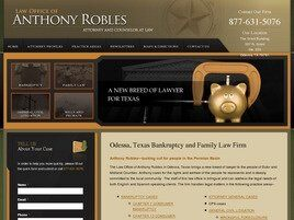 Law Office of Anthony Robles (Odessa, Texas)
