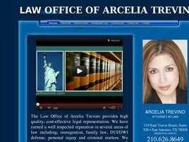 Law Office of Arcelia Trevino (Boerne, Texas)