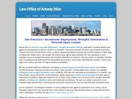 Law Office of Arkady Itkin (Sacramento, California)