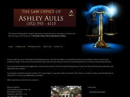 Law Office of Ashley Aulls (Brooksville, Florida)