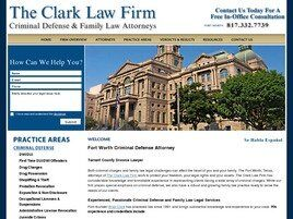 The Clark Law Firm (Fort Worth, Texas)