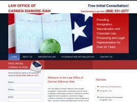 Law Office of Carmen DiAmore-Siah (Honolulu, Hawaii)