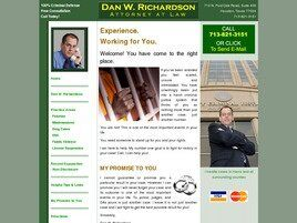 Dan W. Richardson Attorney at Law (Houston, Texas)