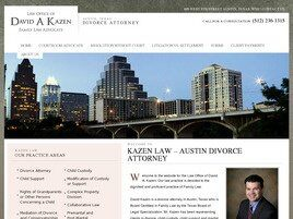Law Office of David A. Kazen (Round Rock, Texas)