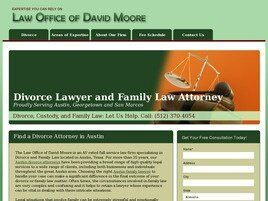 Law Office of David Moore (Georgetown, Texas)