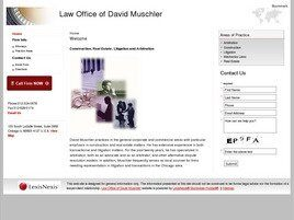 Law Office of David Muschler (Chicago, Illinois)