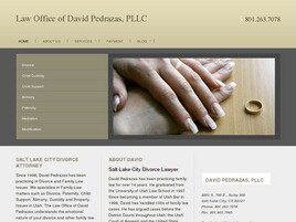 Law Office of David Pedrazas, PLLC (Utah Co., Utah)