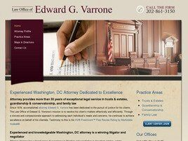 Law Office of Edward G. Varrone (Washington, District of Columbia)