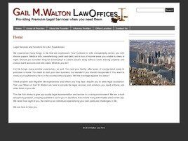 Law Offices of Gail M. Walton (Bronx, New York)