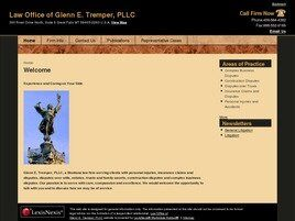Law Office of Glenn E. Tremper, PLLC (Great Falls, Montana)