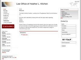 Law Office of Heather L. Kitchen (Poughkeepsie, New York)