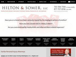 Law Office of Hilton & Somer, LLC (Fairfax, Virginia)