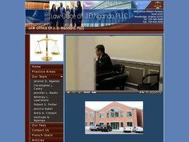 Law Office of J. D. Ngando, PLLC (Woodbridge, Virginia)