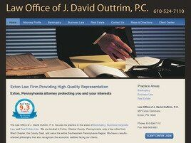 Law Office of J. David Outtrim, P.C. (Chester Co., Pennsylvania)