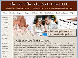 Law Office of J. Scott Logan, LLC (Biddeford, Maine)