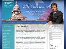 The Law Offices of James H. Horton, P.C. (Denton, Texas)