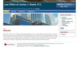 Law Office of James J. Siwek, P.C. (Cook Co., Illinois)