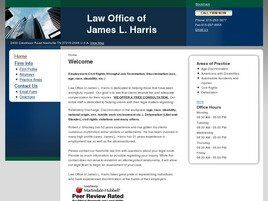 The Law Office of James L. Harris (Nashville, Tennessee)
