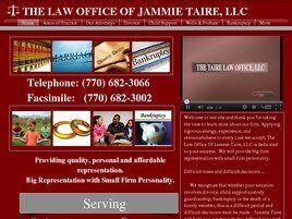 Law Office of Jammie Taire, LLC (Duluth, Georgia)